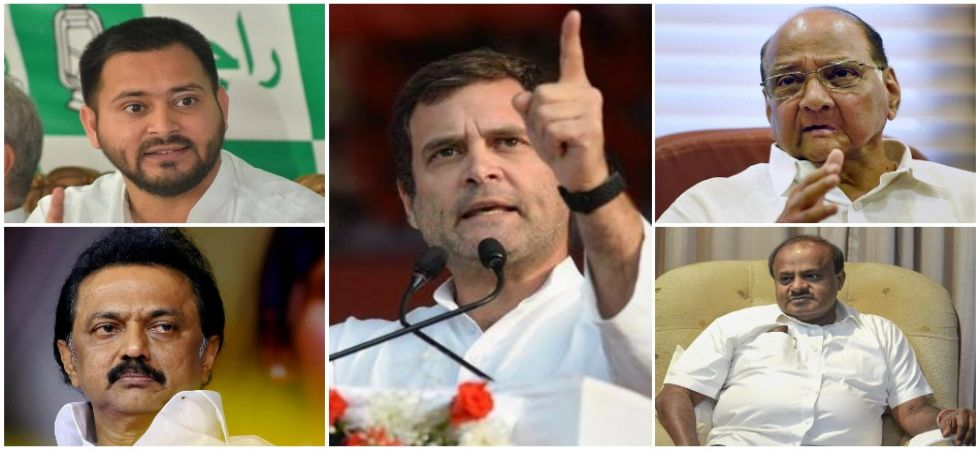 Here is complete list of Congress-led UPA candidates for Lok
