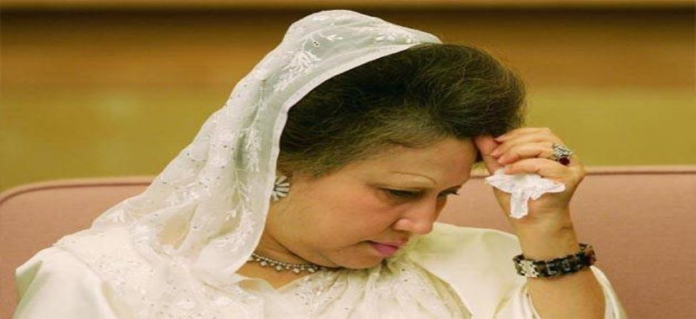 Former Bangladesh Prime Minister Khaleda Zia is being treated in a state hospital after being taken there from the centuries-old jail