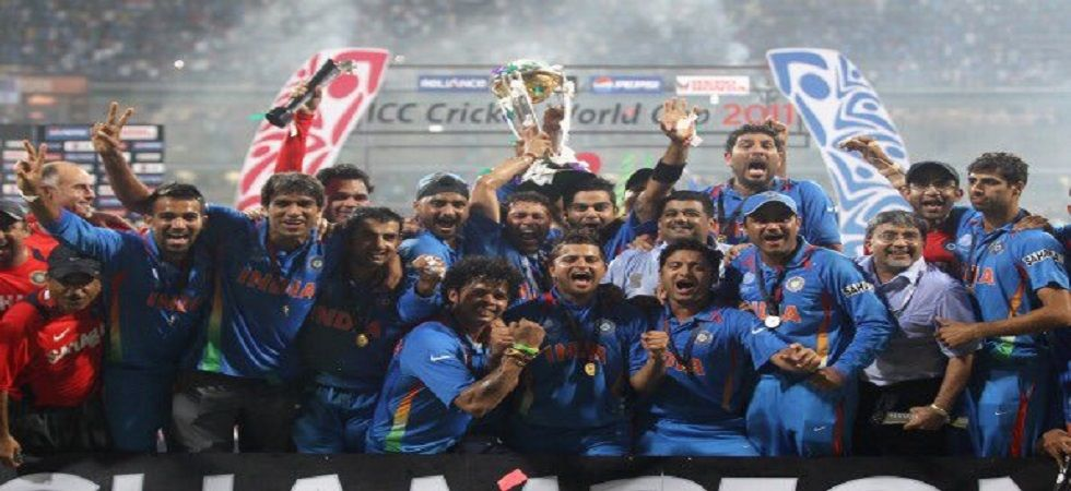 India won the World Cup for the first time after 28 years and they became the first nation to win the World Cup at home. (Image credit: Twitter)