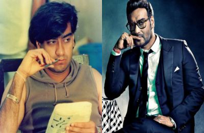 Happy Birthday Ajay Devgn: Here's how the 90s heartthrob transformed through the years