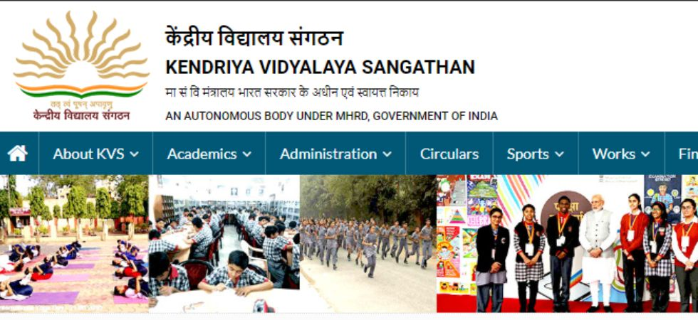 Kendrya Vidyalaya admissions process for Class 2 and onwards starts today