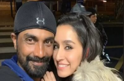 Shraddha Kapoor thanks Birthday Boy Remo D'Souza for being the most important person of her life