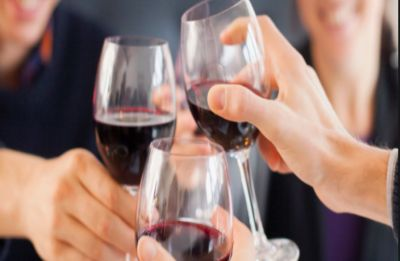Drinking a bottle wine is equivalent to smoking 10 cigarettes, ups risk of cancer: Study