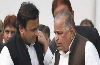 Mulayam Singh Yadav owes over Rs 2 crore to son Akhilesh, reveals poll affidavit