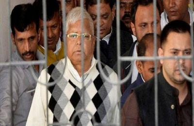Lalu Prasad's jail ward inspected after reports of him using mobile phone