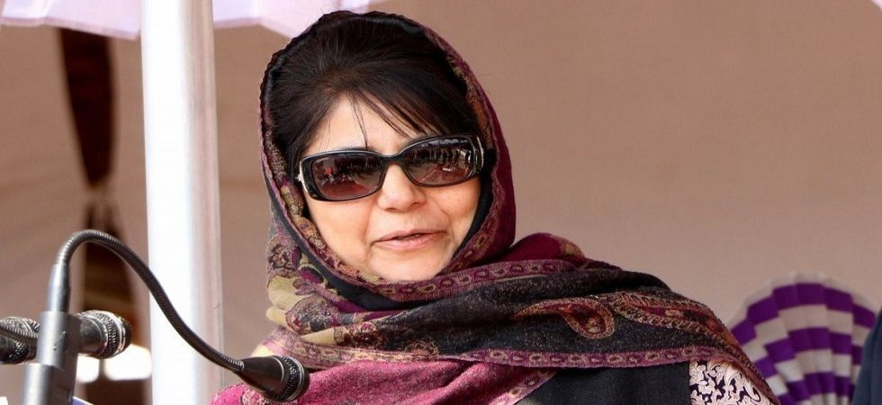 Mehbooba Mufti on Wednesday filed nomination from Anantnag parliamentary constituency in Jammu and Kashmir for the upcoming Lok Sabha Elections