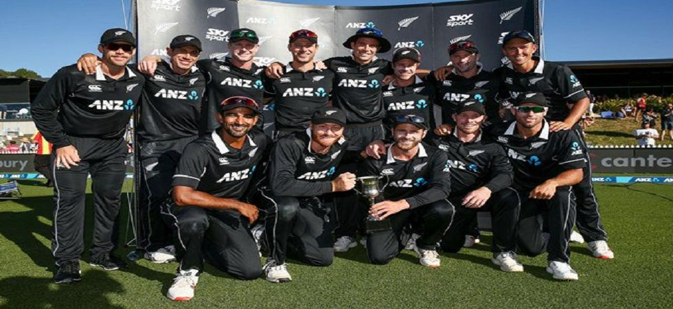 New Zealand have become the first team to announce their squad for the 2019 ICC Cricket World Cup which will be held in England. (Image credit: Twitter)
