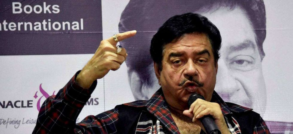 Shatrughan Sinha was denied BJP ticket from Patna Sahib parliamentary constituency in Bihar. (File Photo: PTI)