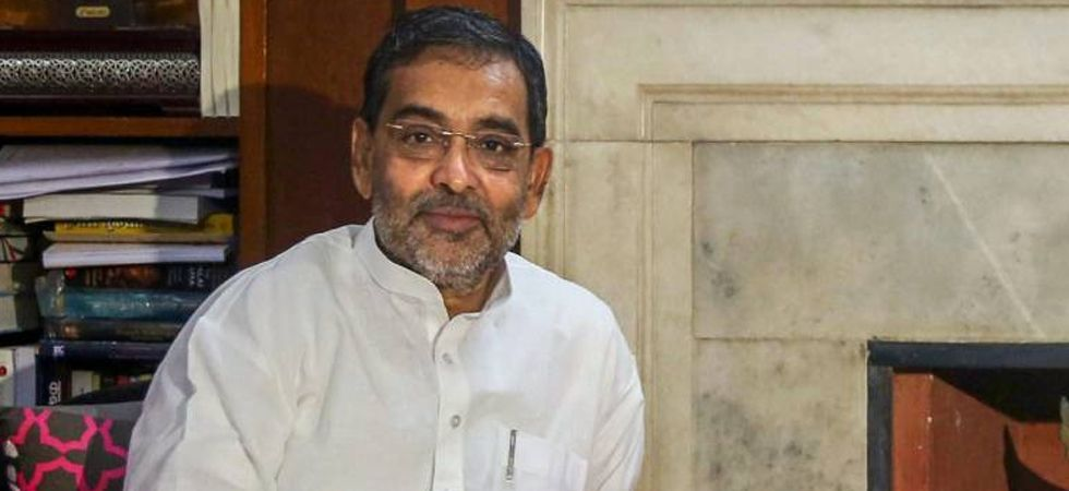 RLSP chief Upendra Kushwaha (File Photo)