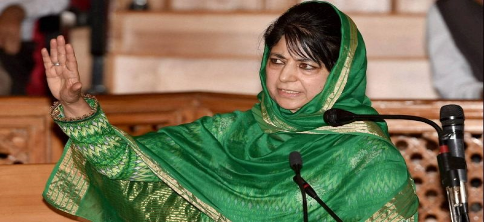 Mehbooba Mufti, Omar Abdullah welcome Cong's poll promise to amend AFSPA (File Photo)
