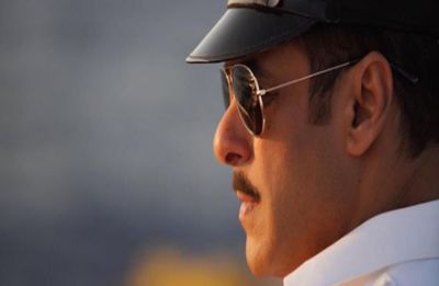 Salman Khan turns Dabangg cop in his late grandfather's jurisdiction