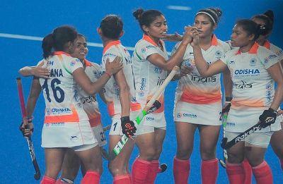 Indian women's hockey team beat Malaysia 3-0 in series opener