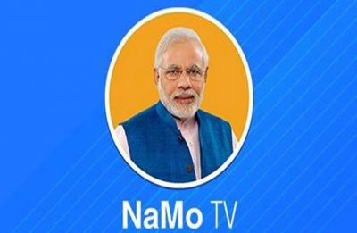 NaMo TV is Hindi news service providing news on national politics, tweets Tata Sky