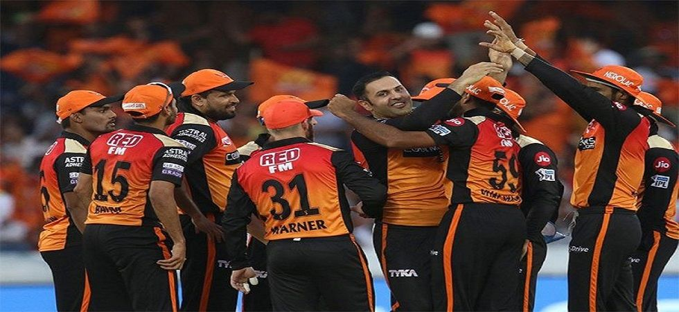 Sunrisers Hyderabad registered their third consecutive win of IPL 2019 (Image Credit: Twitter)