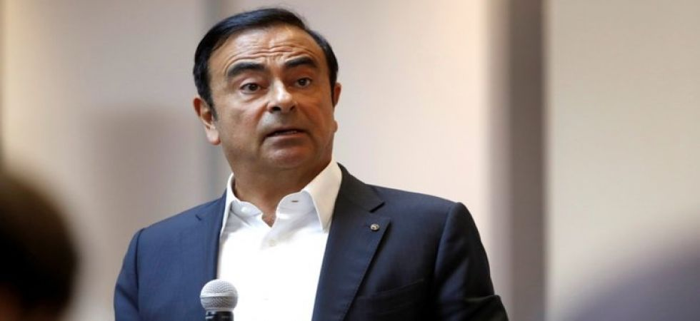 Carlos Ghosn was released on bail on March 6 after more than 100 days in detention. (File photo)
