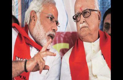 'Proud that greats like Advani strengthened BJP': PM Modi on party veteran's blog