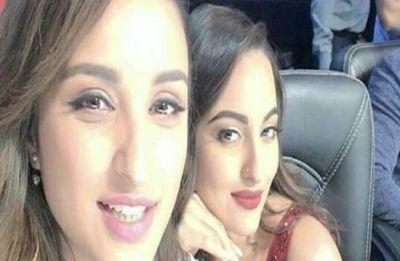 No all is good between Sonakshi Sinha and her Bhuj: The Pride of India co-star Parineeti Chopra?