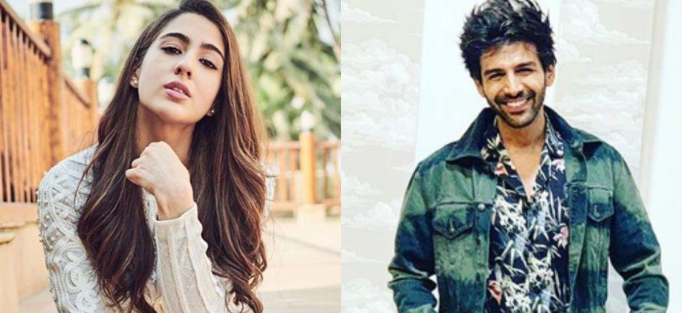 Sara Ali Khan and Kartik Aaryan./ Image: Instagram
