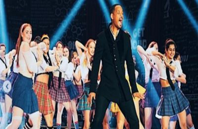 Will Smith shaking his leg to 'Radha Teri Chunri' song with SOTY2 cast is your cure for Thursday troubles