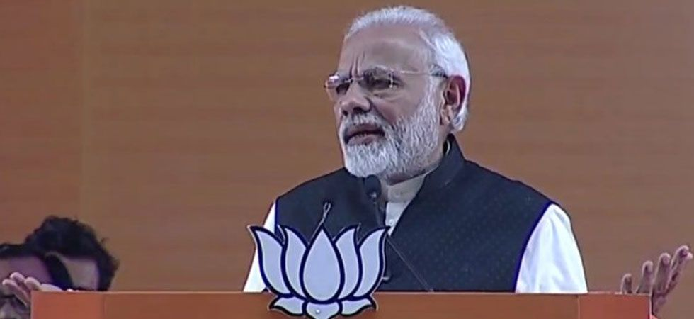 Do you want to embolden 'tukde-tukde gang', PM Modi on Congress promise to remove sedition law (Image Credit: BJP)