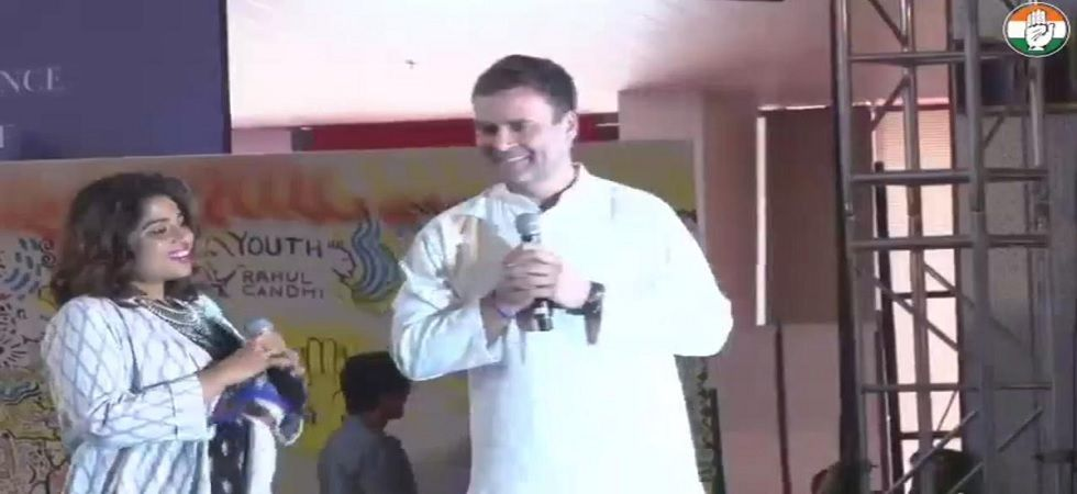 Congress president Rahul Gandhi (Photo: Twitter/@Gabbar55939642)