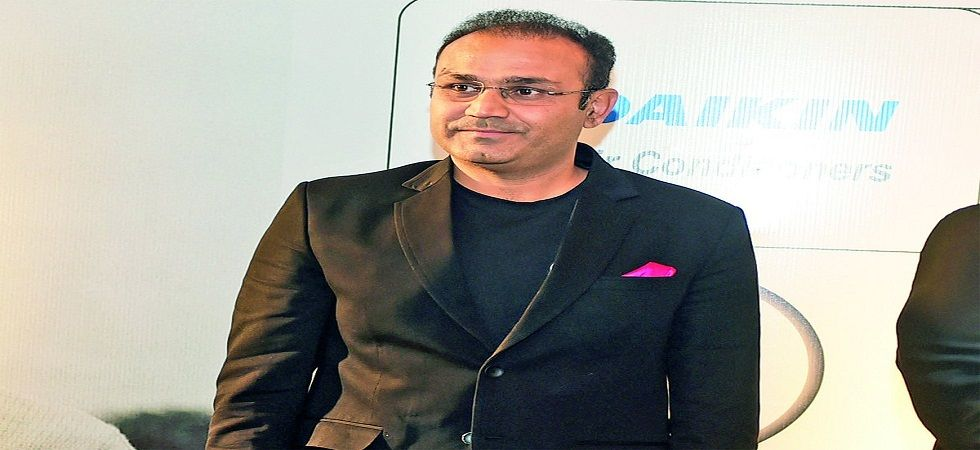 Virender Sehwag has been one of the most consistent players of India (Image Credit: Twitter)