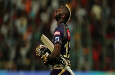 Andre Russell's 13-ball 48 runs gives Kolkata Knight Riders five-wicket win over Bangalore