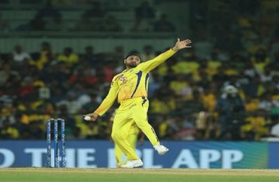 Harbhajan Singh's 2/17, MS Dhoni's 37 help Chennai back to winning ways