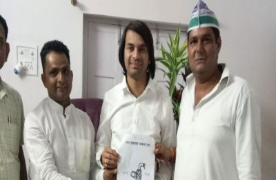 Tej Pratap Yadav has not joined our party yet, but talks on, says JPJD's Pankaj Sahay
