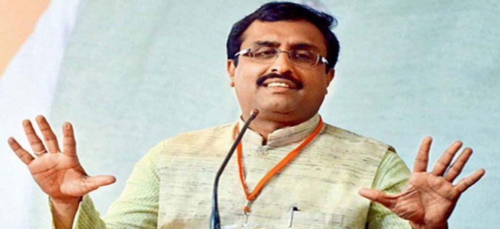 BJP General Secretary Ram Madhav (File Photo)