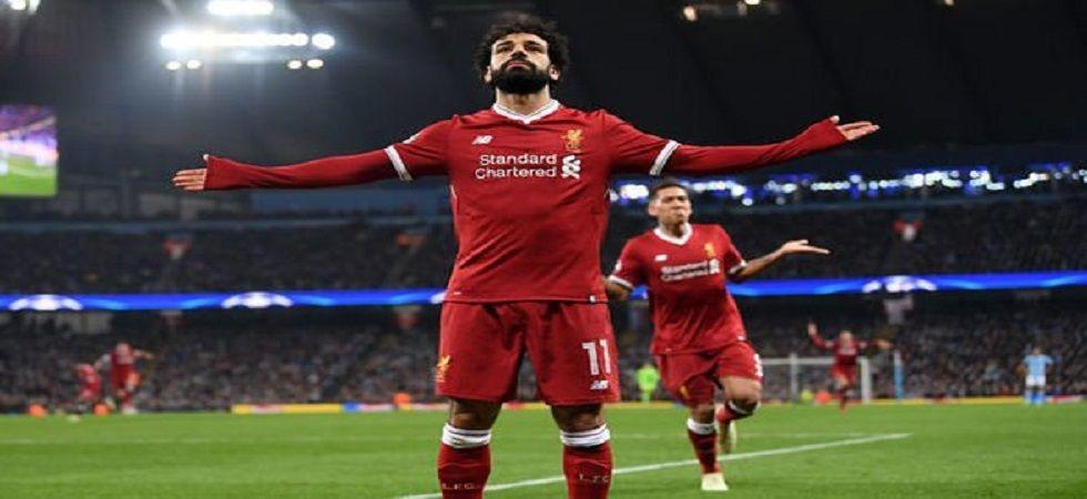 Klopp never doubted Salah's class as Liverpool reclaim top spot (Image Credit: Twitter)