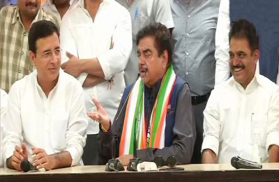 BJP disowned me since I was associated with Advani: Shatrughan Sinha after joining Congress