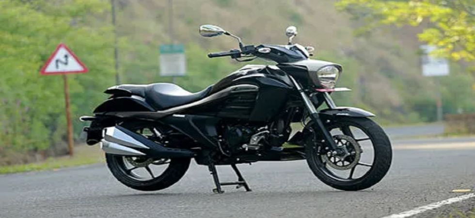 2019 Suzuki Intruder launched in India (Photo Source: Twitter)