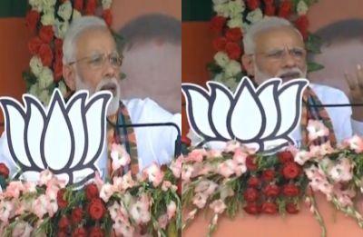 Lok Sabha Polls 2019: Pradhan sewak of Odisha has come here, says PM Modi in Sundergarh