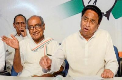 I-T raids Madhya Pradesh: CM Kamal Nath, Digvijaya Singh lash out at BJP