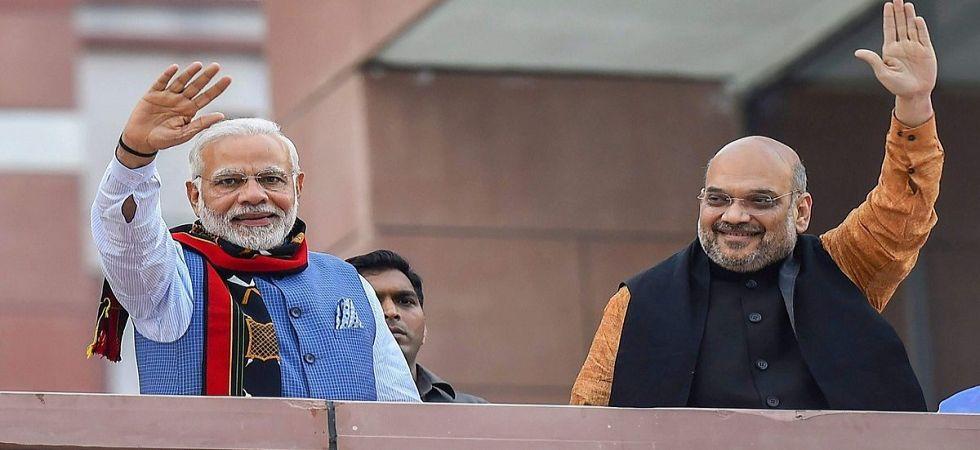 PM Modi and Amit Shah (File Photo)