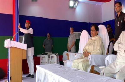 SP-BSP-RLD alliance is for 'mega transformation', says Akhilesh Yadav at Deoband rally
