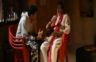 Amitabh Bachchan points out hilarious resemblance between him and 'dearest friend' Abhishek