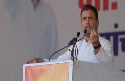Case filed against Rahul Gandhi for promising to abolish sedition law in Congress manifesto