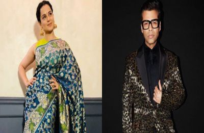 Karan Johar ADMIRES Kangana Ranaut: 'She is one of the best actresses we have'