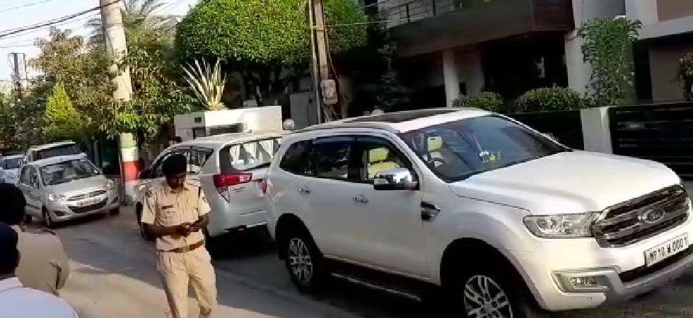Praveen Kakkar, the officer on special duty (OSD) for Kamal Nath, is reportedly under the scanner for alleged illegal transactions. (Image Credit: ANI)