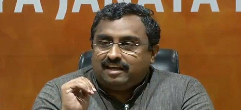 BJP general secretary Ram Madhav Saturday sought people's cooperation in wiping out terrorism from Jammu and Kashmir