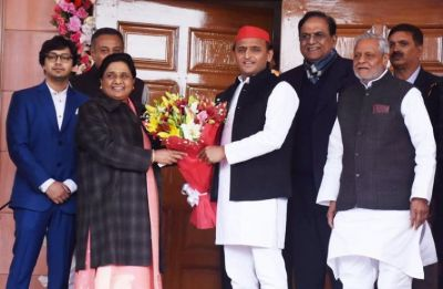 SP-BSP-RLD alliance to begin joint campaign from Deoband shortly