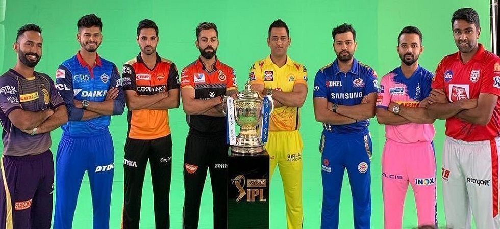 Kings XI Punjab and Sunrisers Hyderabad will square off in the quest for the top four spot. (Image credit: Twitter)