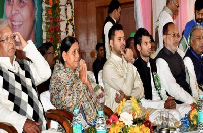In Tej Pratap vs Tejashwi saga, father Lalu Prasad has a last word: Report