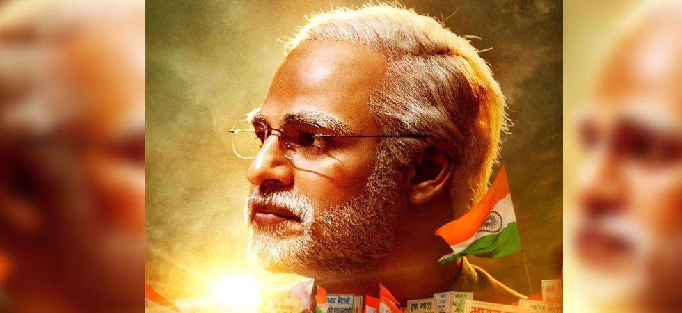 Post of PM Narendra Modi biopic