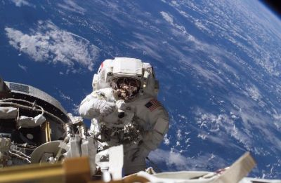 International Space Station covered in bacteria, it's like 'gym on earth', says NASA