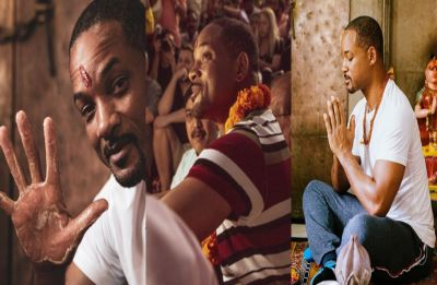 Pursuit of Happyness in Haridwar: Hollywood icon Will Smith's Ganga Aarti pics are perfect dose of Monday motivation