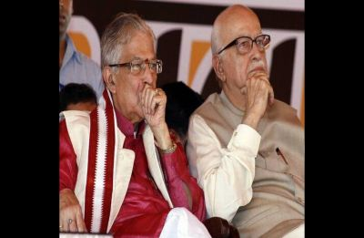 Amit Shah meets 'upset over being sidelined' party veterans LK Advani, Murli Manohar Joshi