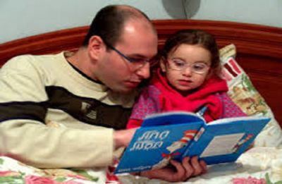 Read to your kids at bedtime, or they could face 'million-word gap'